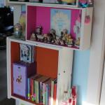 Estantería habitación infantil